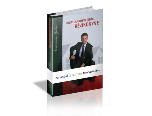 Könyvajánló: Cserven Gábor – Ingatlanközvetítők kézikönyve