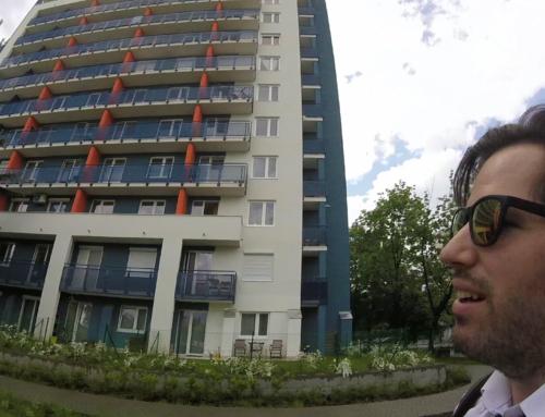 A legtrendibb panelház valaha: Young tornyok