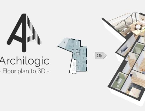 Archilogic: alaprajzból 3d model!