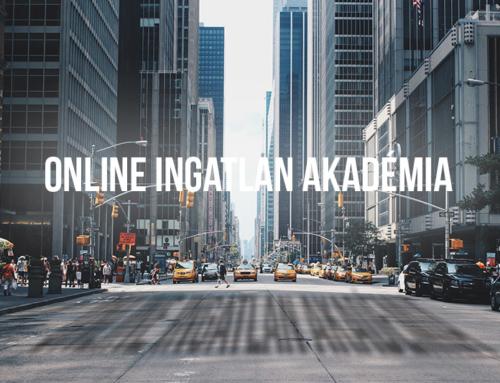 Online Ingatlan Akadémia – befektetőknek!