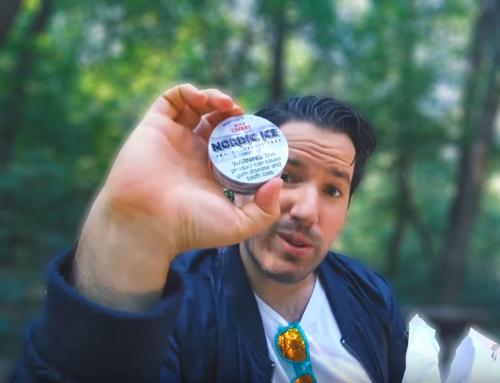 A bagó meg a snüssz – Nikotin az orcádba