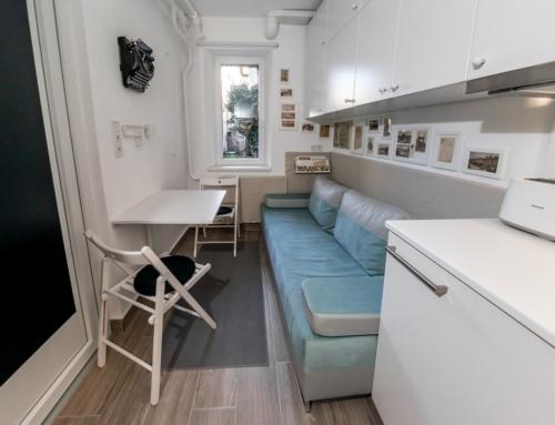 Budapest legapróbb ALBIJA! – airbnb
