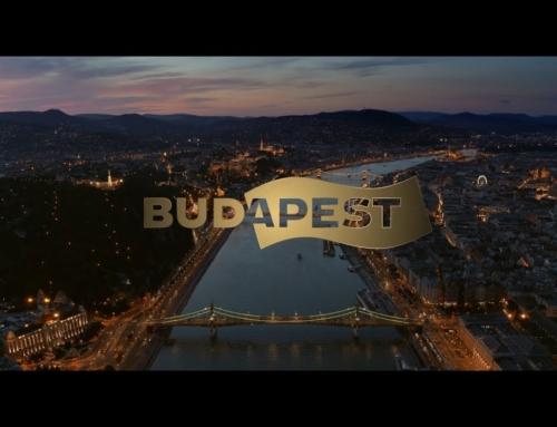 Olyan imázsfilmet kapott Budapest, hogy megőrülsz, megvadulsz!